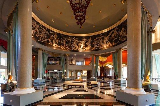 Iberostar Grand Hotel Rose Hall : Main lobby