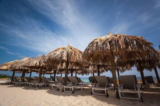 Iberostar Grand Hotel Rose Hall: Beach chairs