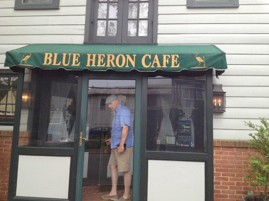 Blue Heron Cafe Chestertown Restaurant Reviews Phone