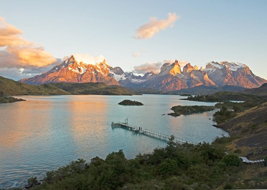 explora Patagonia - All Inclusive : view from our room