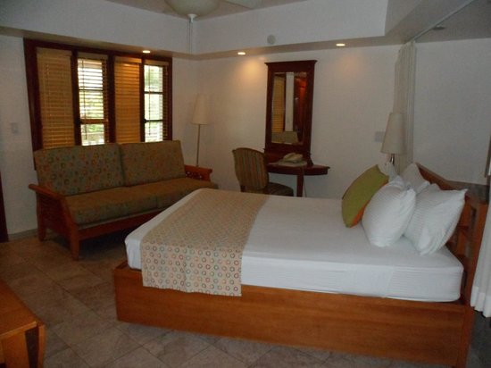 Taino Beach Resort & Clubs : Bed