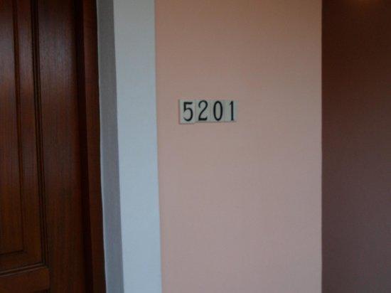 Taino Beach Resort & Clubs: Room Number