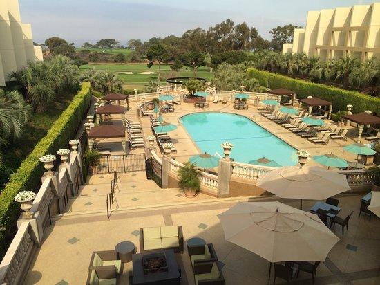 Hilton La Jolla Torrey Pines: Vue de la chambre