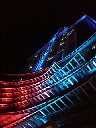 Hard Rock Hotel Panama Megapolis: edificio