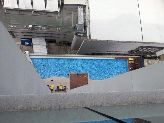 Hard Rock Hotel Panama Megapolis: piscina