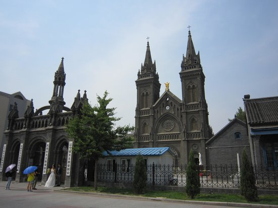 ‪NanGuan Catholic Church‬