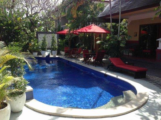 Spartacvs Bali Hotel : Great atmosphere