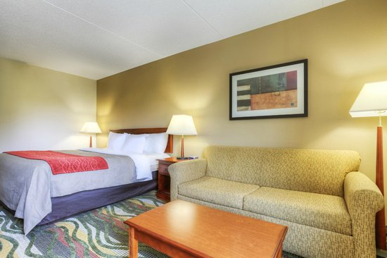 Comfort Inn & Suites - Lookout Mountain: King Suite