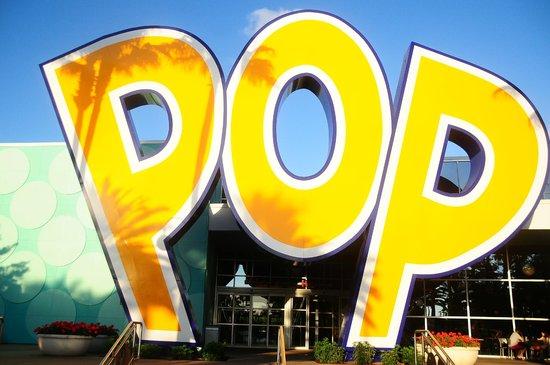 Disney's Pop Century Resort: We loved it!