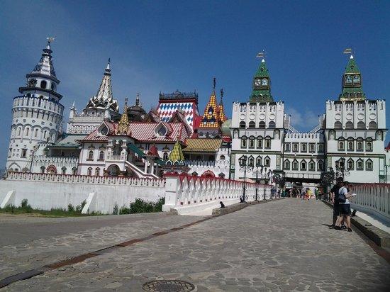 Beta Hotel Izmailovo: Izmailovsky Market