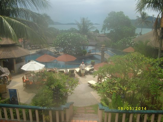 Mangosteen Resort & Ayurveda Spa: The pool