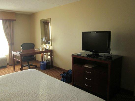 Hilton Garden Inn Toronto/Vaughan : Our room