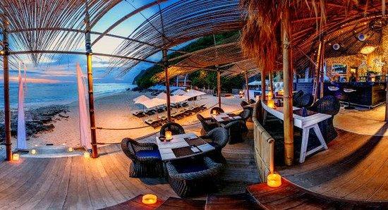 Ungasan, Indonésie : Karma Beach Bali