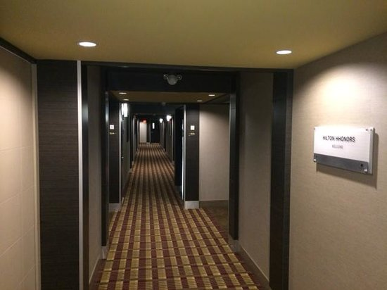 DoubleTree by Hilton Hotel Kamloops: Hall
