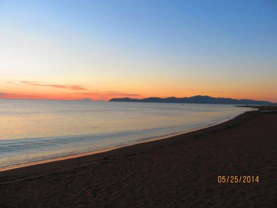 Jotay Resort: the beach