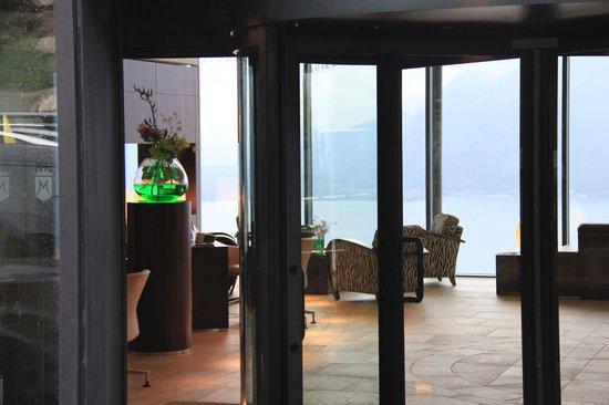 Le Mirador Resort & Spa: Front reception foyer