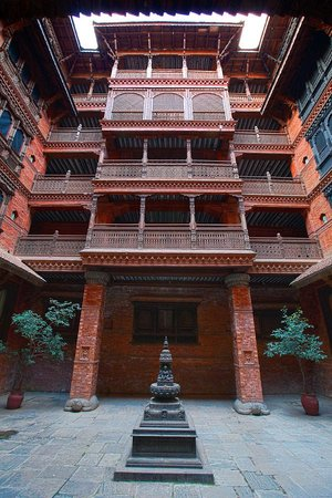 Kantipur Temple House