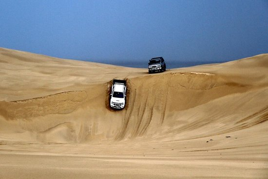4WD Tag-Along & Passenger Tours