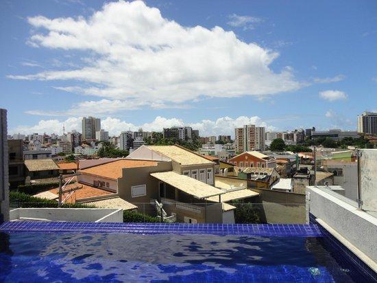 The Hostel Salvador: piscina