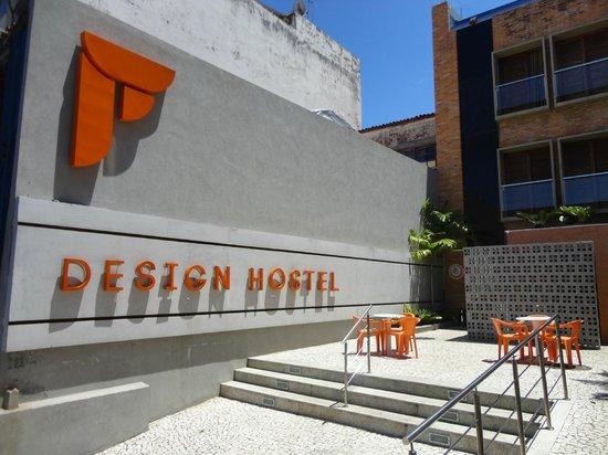 The Hostel Salvador: fachada do hostel