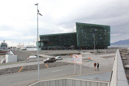 Harpa Reykjavik Concert Hall and Conference Centre: с