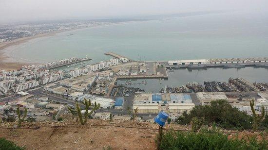 Krasnokamenka: Agadir oufella