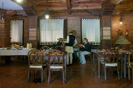 Kantipur Temple House: Restaurant