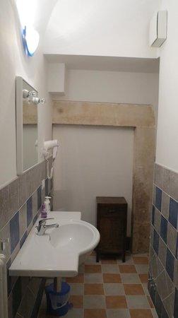 B&B del Teatro : Appartamento Molière, bagno.