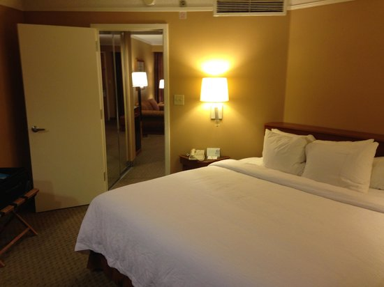 Embassy Suites by Hilton Crystal City - National Airport : hotel room