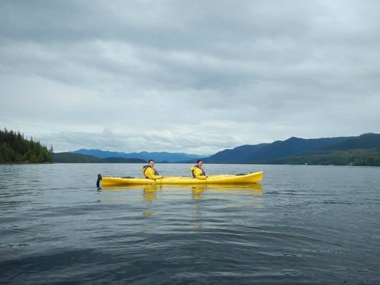 Ketchikan Kayak Co: A fabulous day on the water :)