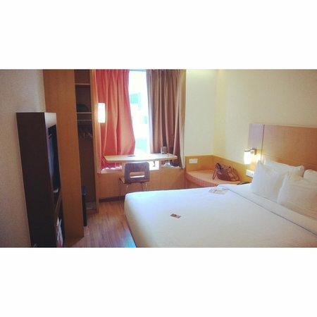 Ibis Singapore on Bencoolen: Standard Double Room