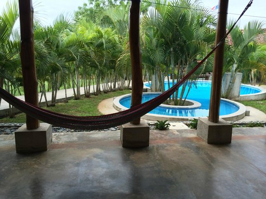 Casa Lajagua : View from my room