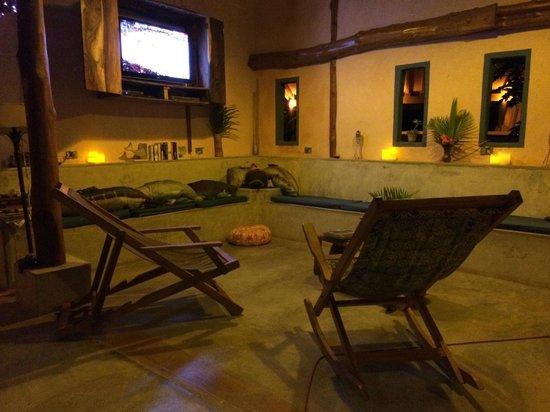 Casa Lajagua : Nighttime