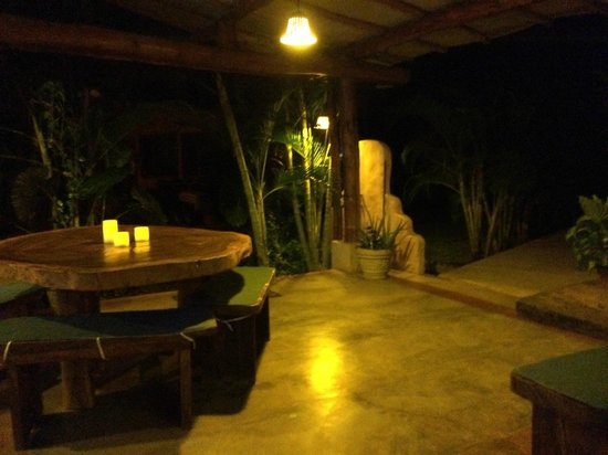 Casa Lajagua : The dining room