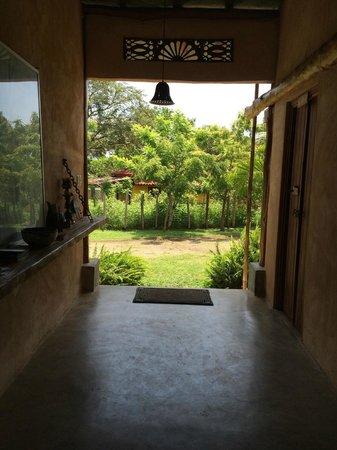 Casa Lajagua : Entrance