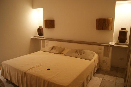 Hotel Flamingo : Спальное место