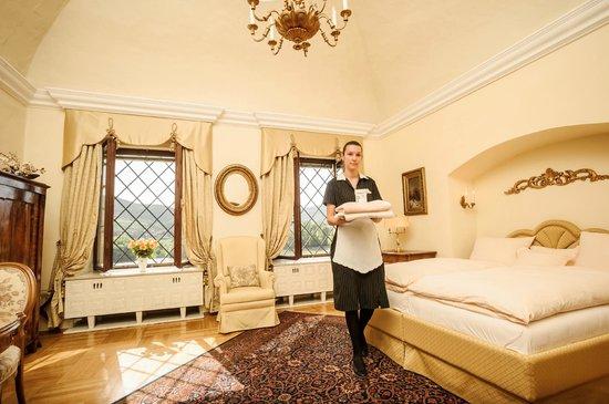 Hotel Schloss Dürnstein: SuperiorZimmer