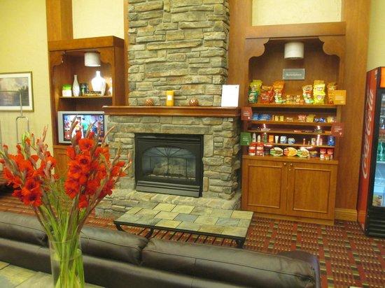 Ramada Denver International Airport: Réception