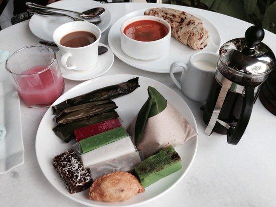 Ambong Ambong: Yummy local breakfast