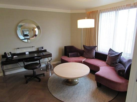The London NYC : vista suite lounge