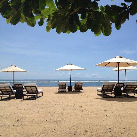 Sofitel Bali Nusa Dua Beach Resort: Beach