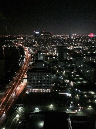 Fukuoka Tower: 夜景