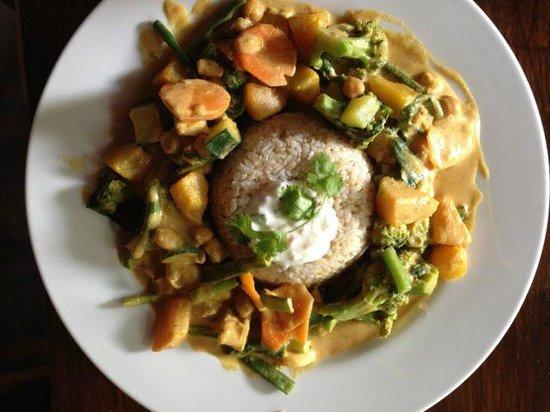 Bali Buda: Curry