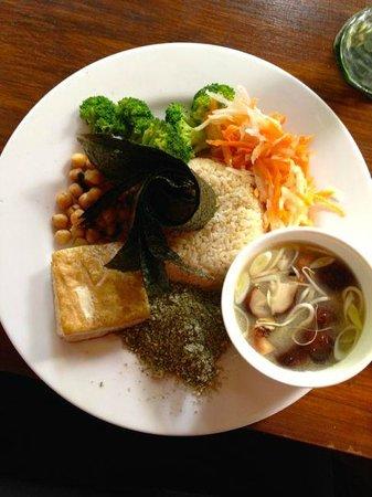 Bali Buda: Very good miso!