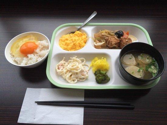 Super Hotel Shinagawa Aomonoyokocho: 和食風