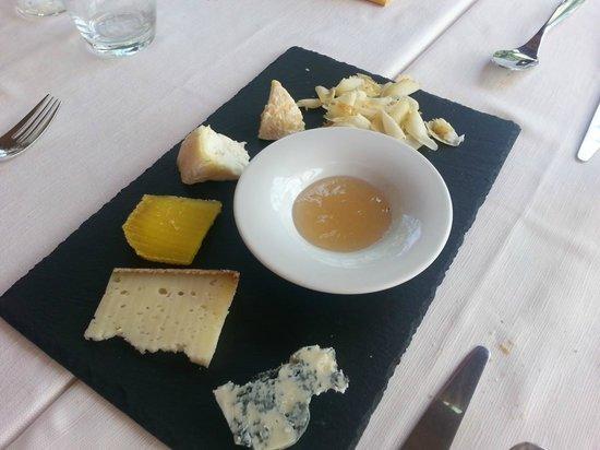 Casabella : Selezione di formaggi.