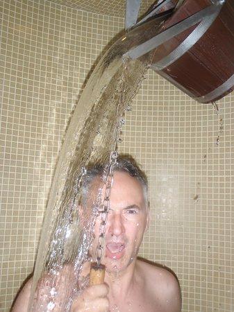 Hotel SPA Dr Irena Eris Wzgorza Dylewskie: Sauning