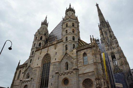 Historisches Zentrum von Wien: Santo Stefano