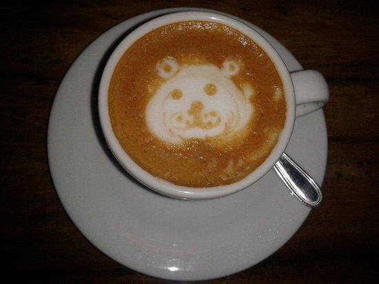 Tree House Restaurante & Cafe: Espresso macciato