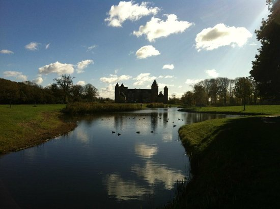 Oostkapelle, Pays-Bas : Westhove Castle